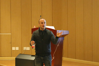 Prof. R. Jauch's Presentation on Programming Cell States with Engineered Transcription Factors